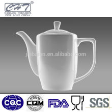 Jarra de agua de porcelana de porcelana de hueso fino jarro de agua de pote de agua