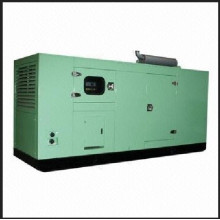 100kVA Super Quiet Canopy Silent Diesel Soundproof Generator Set