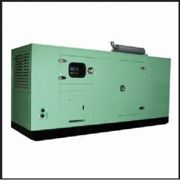 100kVA Super Ruhiger Baldachin Silent Diesel Schallschutz Generator Set