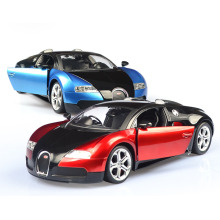 1: 14 Bugtoti Veyron Kids Elétrico Remove-Control Modelo Car