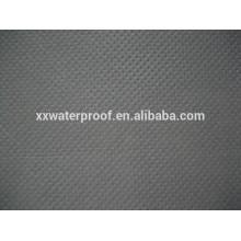PP en tissu non tissé couvertures en noir de couleur noire