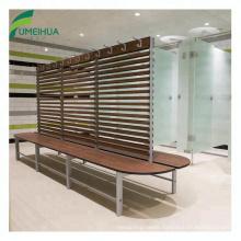 Decorative hpl Fireproof laminate bench top