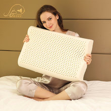 Wholesale in Chinacontour Latex Pillow for Home Furnitureand Hotel Furniture