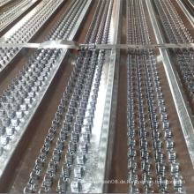 Hochgeripptes Metallgewebe aus Edelstahl