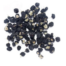 Baya de Goji negra orgánica certificada del níspero