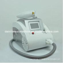 Remoção portátil da tatuagem do laser do ND YAG do interruptor Q / Handheld YAG Laser