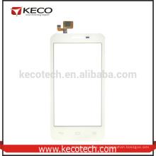 Reemplazo original de la pantalla táctil del teléfono para la pantalla externa de Alcatel One Touch 5038