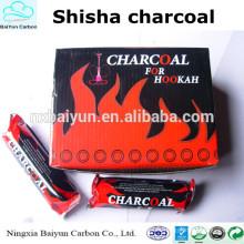 Cáscara de coco Shisha mejor precio Hookah Shisha Carbón de leña