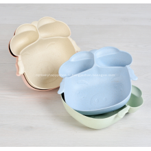 Piggy Shape Kids Set de vaisselle en gros