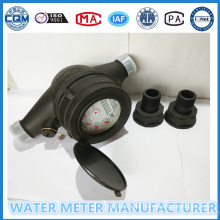 Dn20 Plastic Domestic Water Flow Meter