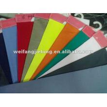"t/c 65/35 pocketing fabrics 45*45 110*76 44"" white/bleached fabric"