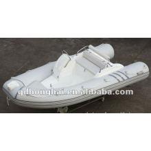Barco inflable del yate de deportes inflables rígidas CE RIB430C