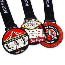 Zinc Alloy Custom Design Your Metals Medal