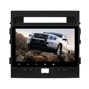 Android 4.4 GPS Car GPS Navigation for Toyota Land Crui-Ser (HD1006)