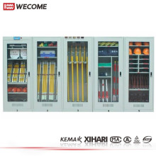 High Quality Intelligent Metal Security Tool Cabinet