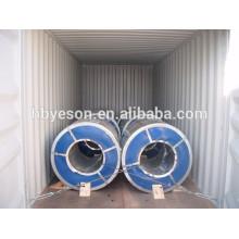 Bobina de acero laminado en frío China fabricante