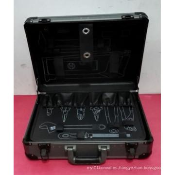 Caja de herramientas de aluminio profesional de aleación de aluminio