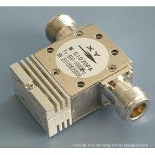 HF-Isolator Koaxial-Isolator Leistungswiderstand Dual-Band-Kombinator 10 dB Abschwächer Hybrid-Combiner Satelliten-Splitter