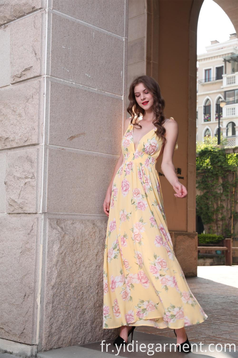 Ladies' Maxi Dress
