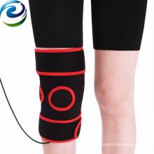 Productos de rehabilitación Cómodo 3 niveles de temperatura Cinturón caliente para el dolor de rodilla