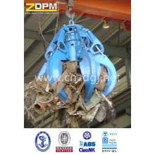 Électrique hydraulique grappin à ferraille