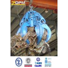 Steel Scrap Grab/Electric Hydraulic Orange-Peel Grab