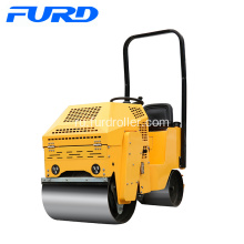 Hydraulic+Soil+Compactor+Double+Drum+Vibration+Roller