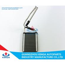 Радиатор с подогревом для обогревателя автомобиля