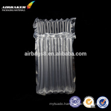 Cheap Price Hot Stamping PE Material Air Bubble Plastic Air Bags For Packaging
