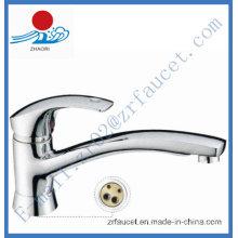 Single Handle Brass Kitchen Faucet (ZR20705-B)