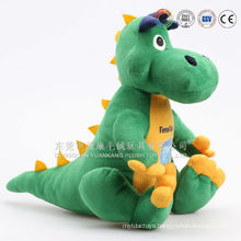 Making cheap soft character chameleon plush toys for kids playing