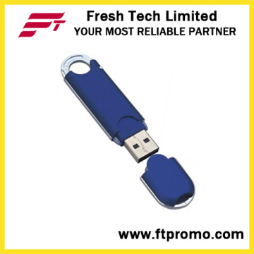 General Style Plastic USB Flash Drive with Lifetime Warranty (D114)