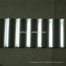 Гофрированный PPGL оцинкованный алюминиевый кровельный стальной лист