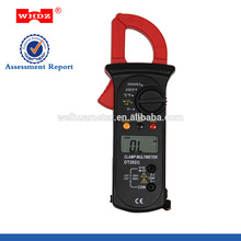 digital clamp Meter DT202C with Temperature with Continuity with Buzzer Data Hold