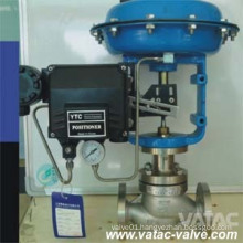 Top Guide Single Seated Globe Control Valve From Wenzhou