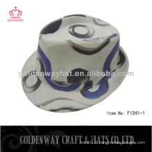 Chapeaux de fedora de coton chapeaux chauds d'hiver usine alimentation électrique
