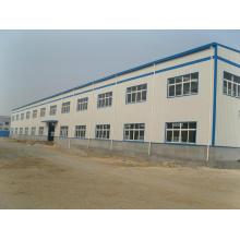 Stahlkonstruktion Metallwerkstatt (KXD-SSW1295)