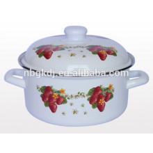 Esmalte de cerámica esmalte de utensilios de cocina esmalte redondo esmalte de cerámica Esmalte de cerámica esmalte de utensilios de cocina