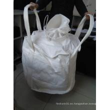 Bulk Bags para Bentonita Cemento de arena de sílice