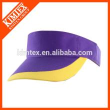 Sombrero de encargo del visera de Sun del diseñador de moda