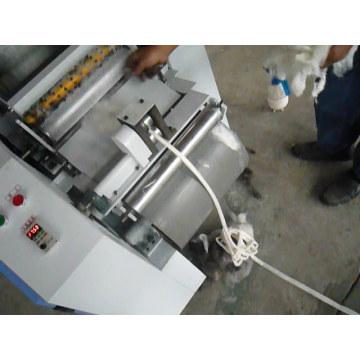 Petite fibre de coton, machine à carder en laine