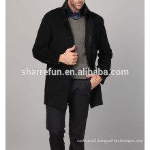 2014-2015 new fashion single-breasted business men cashmere coats