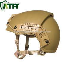 CP Multilateral Kevlar militar táticas balístico capacete CP à prova de bala capacete