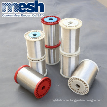 stainless steel soft wire for mesh in spool
