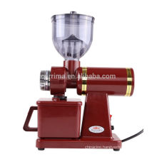 Corrima Commercial Concial Flat Burr Coffee Grinder with S.S. Blade