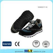 Easy Lace-up Closure for Secure Fit Running Shoes