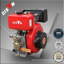 BISON China Taizhou GX420 China Suppliers Single Cylinder Kick Start 15 hp Diesel Engine