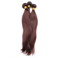 Заводская Цена 100% малайзийских девственницы дешевые Реми человеческие волосы расширение