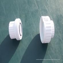 Padrão DIN do encaixe da união da tubulação do General-PVC