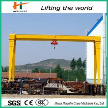 Boxed Type Used Hoist Crane Beam Gantry Cranes